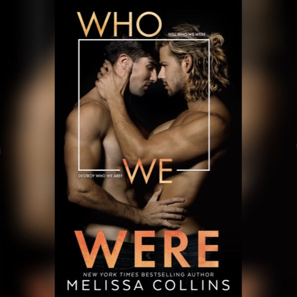 Cover Reveal - Who We Were