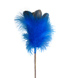 Blue Goose Feather Toy