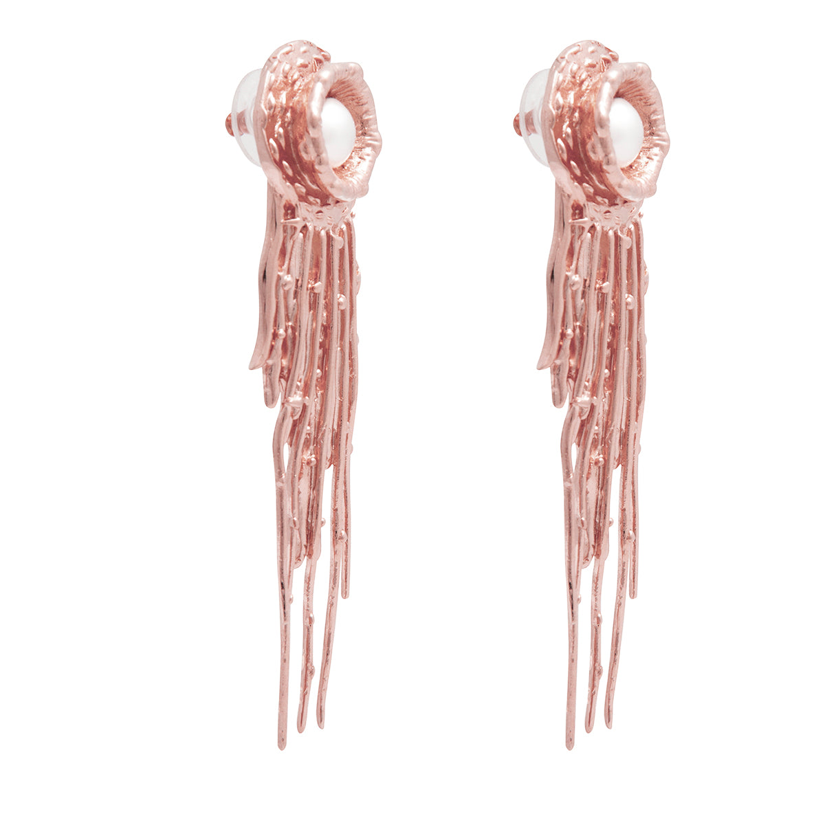 Shimmering Light Maxiearrings Rose Gold