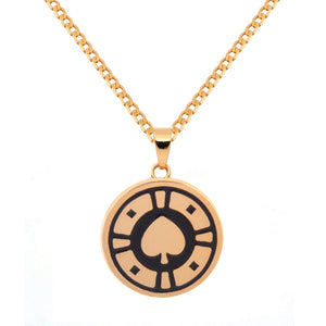 Casino Pendant Necklace