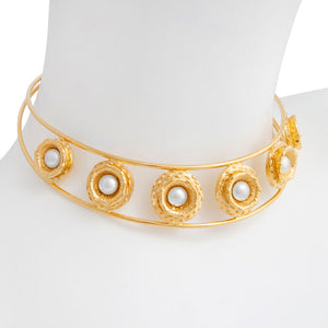Shimmering Light Choker