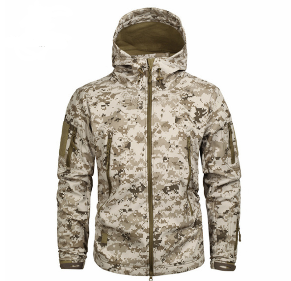 Fortified Tactical Jacket