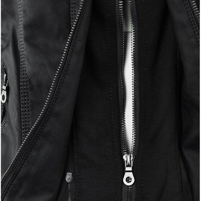 Women's Gothic faux leather Jacket