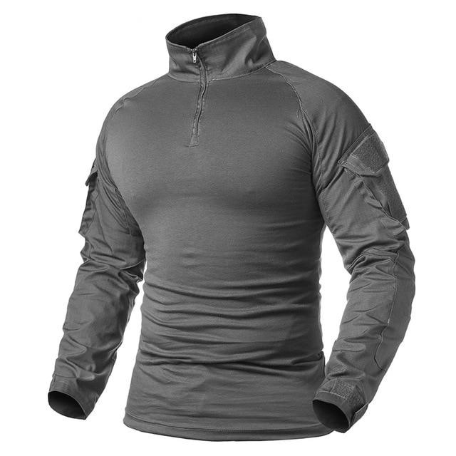 Long Sleeve Tactical Combat Shirt