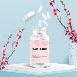 Radiancy revitalizes the dermis, epidermis and hypodermis layers of the skin
