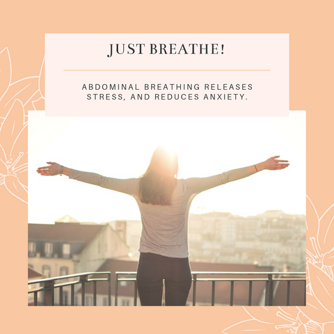 regulate breathing, natural way to stop anxiety, menopause relief