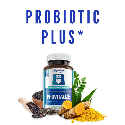 provitalize, probiotic plus