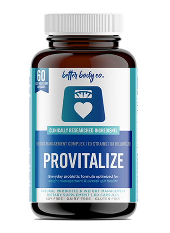 Provitalize Natural Probiotic For Weight Loss