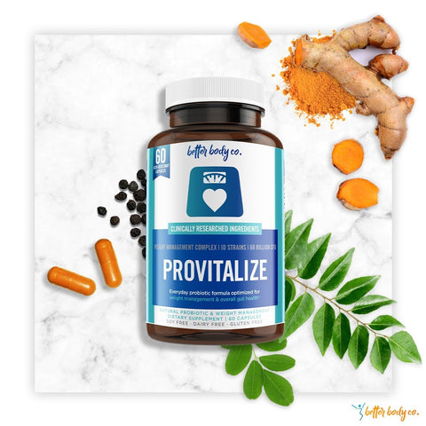 What is Provitalize - Better Body Co