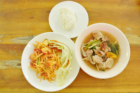 Thai Asian Diet For Weight Loss