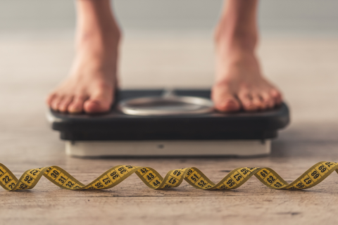 Weighing yourself how to get motivated to lose weight