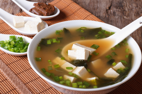 Best probiotic foods for weight loss like miso