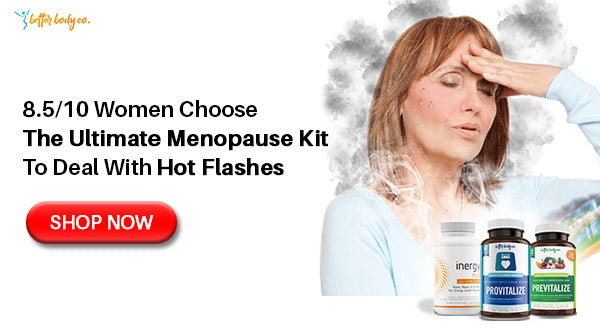 Ultimate Menopause Kit for hot flashes