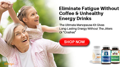 eliminate fatigue with provitalize