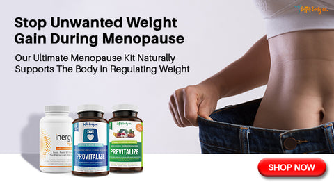 stop unwanted weight gain during menopause