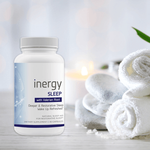 inergySLEEP helps you sleep like a baby with deep REM cycles