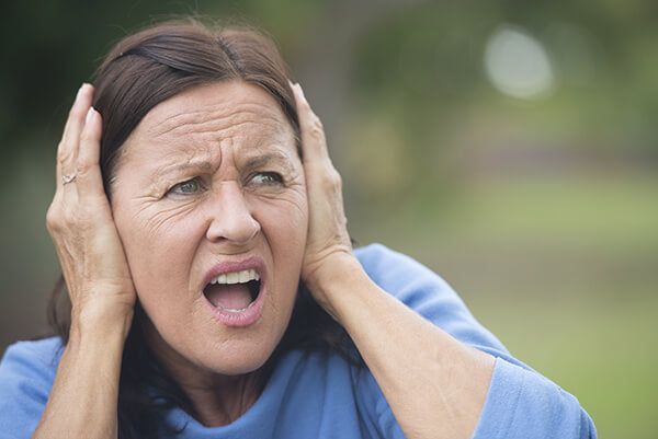 Hormonal changes can cause menopausal weight gain