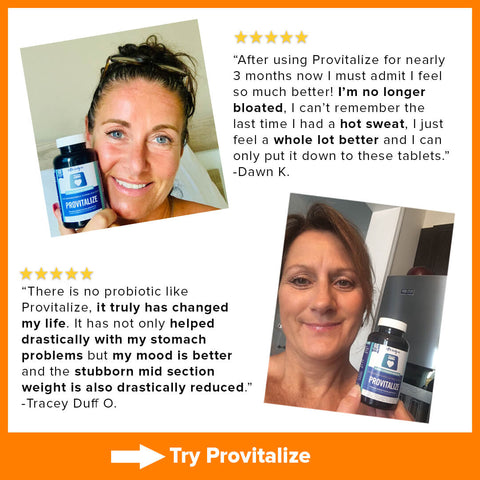 Try Provitalize Today