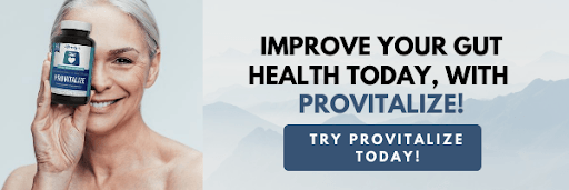 Improve your gut health today with Provitalize