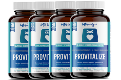 Provitalize 4 Bottles | Purchase with Purchase Bundle