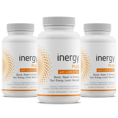 inergyPLUS | Purchase with Purchase Bundle Special