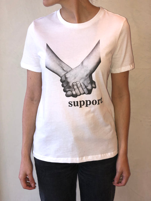 support. tee