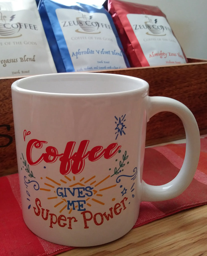 Cup: Super Power