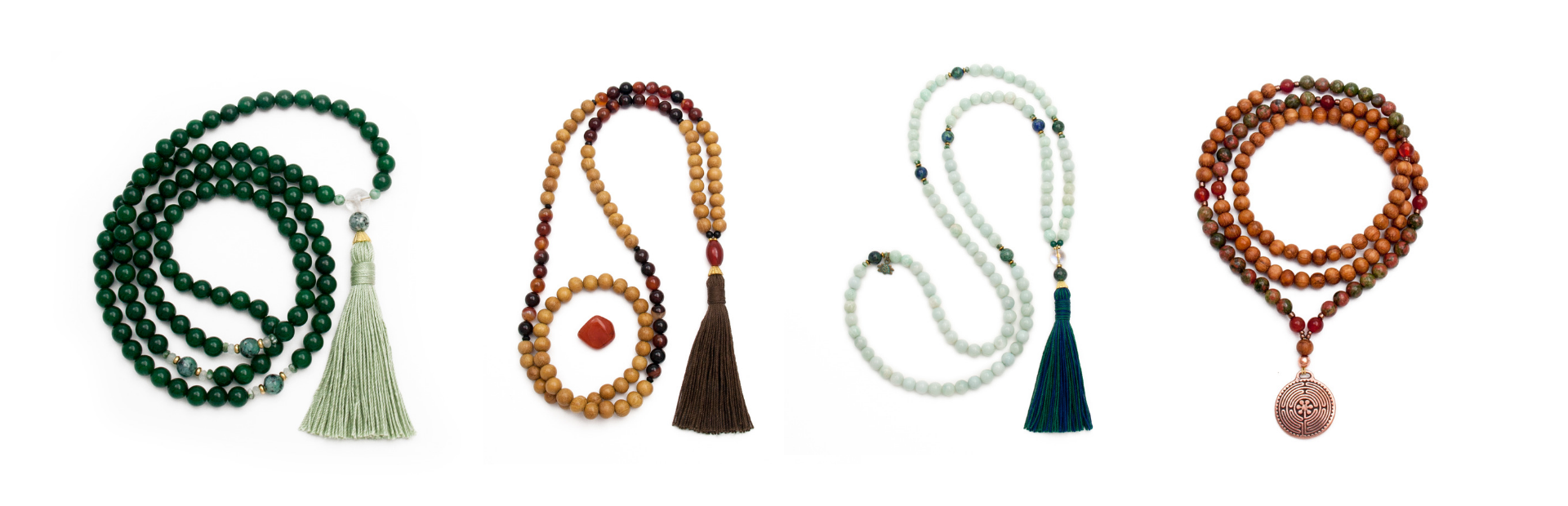 Different Types of Mala Beads