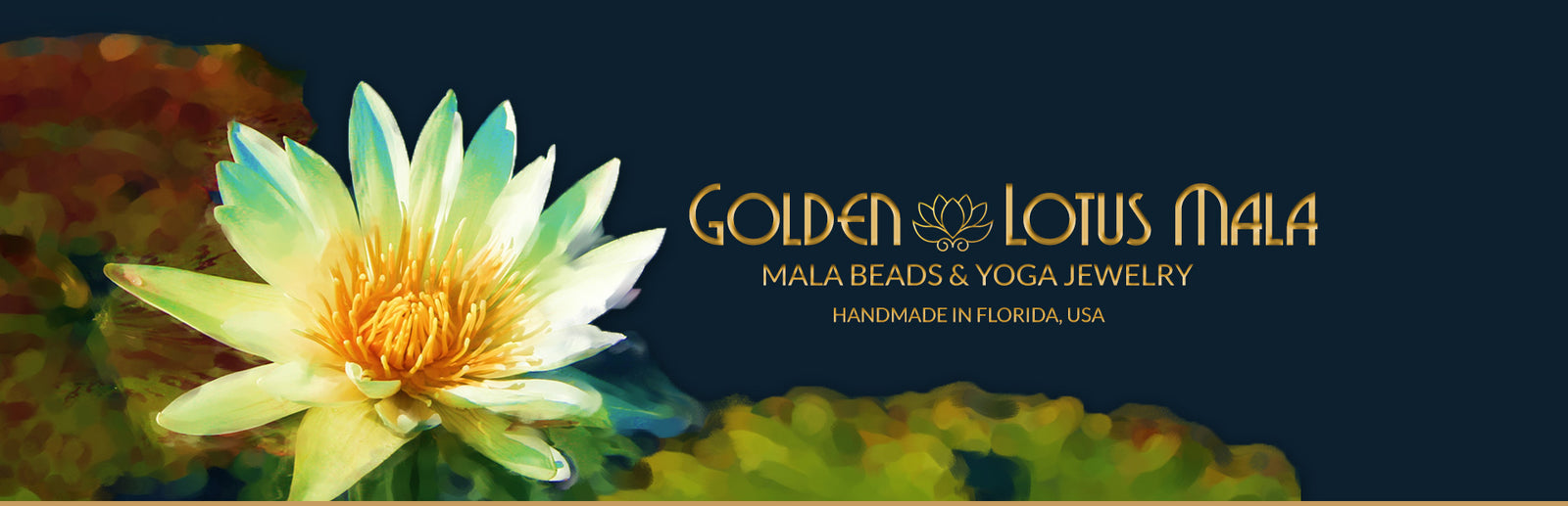 Mala Bead Necklaces & Bracelets Handmade in Florida USA
