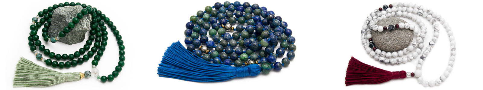 Choosing Your Mala Beads In-Depth Guide with Color