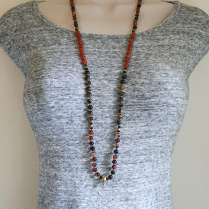 Poetic Dreams Mala - Attach Your Own Charm