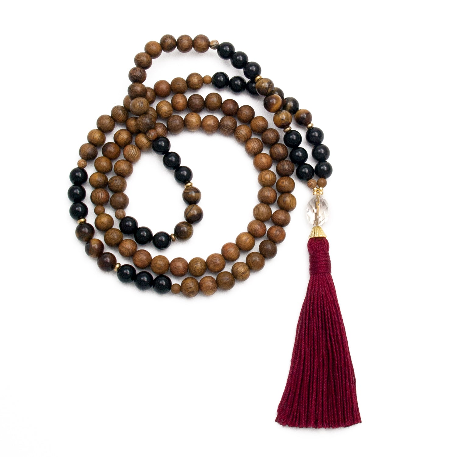 Leo Mala - Zodiac Collection by Golden Lotus Mala
