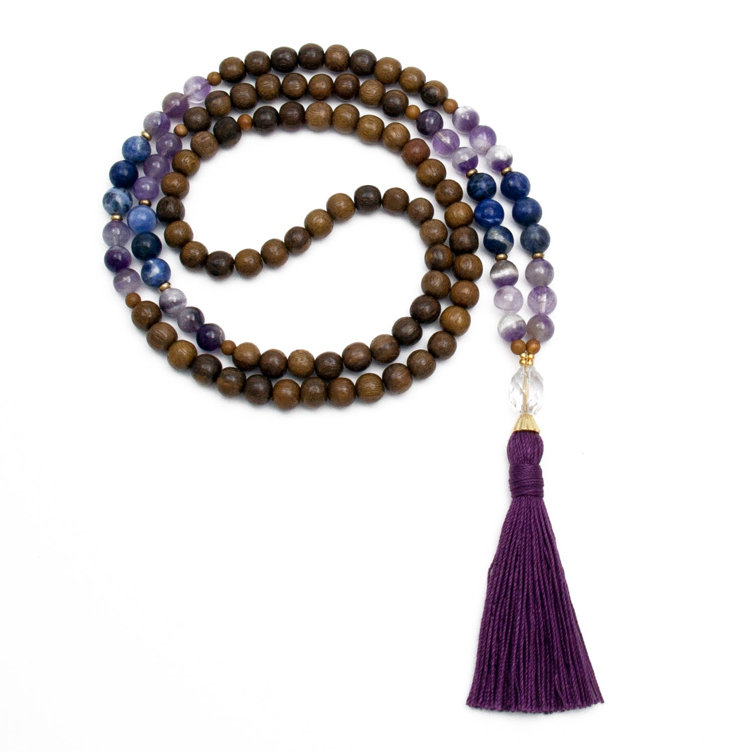 Sagittarius Mala Optimism Astrology Mala Beads