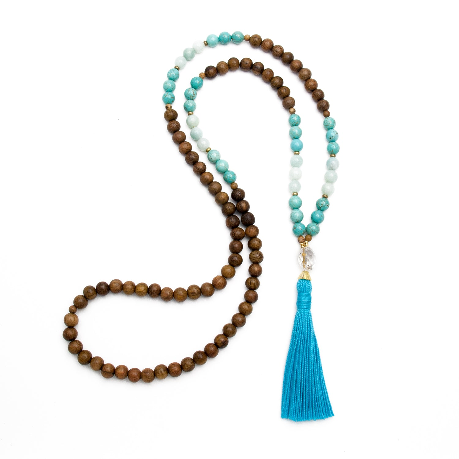Aquarius Zodiac Mala – Uncommon