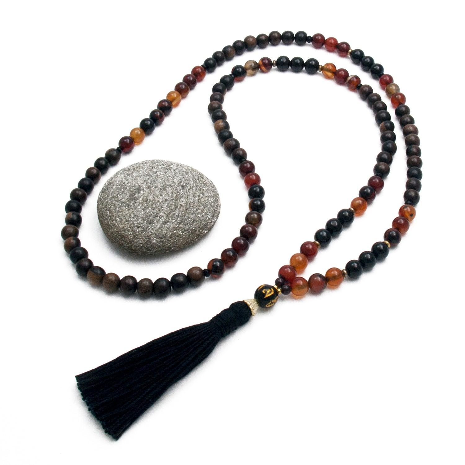 Mantra Mala Prayer Beads