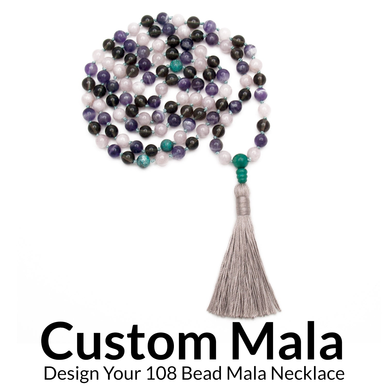 Custom Mala Beads by Golden Lotus Mala