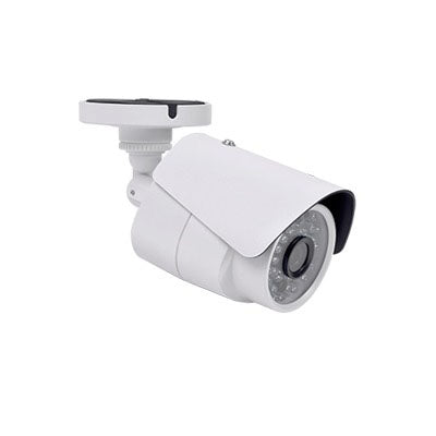 Bullet Camera, 1080p TurboHD with Fixed Lens 2.8mm, IR 20M, White Color