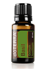 doTERRA Basil oil (food grade)