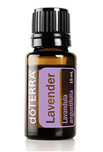 doTERRA Lavender oil (food grade)