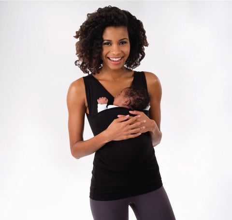 babywearing shirt baby must haves gift for new moms