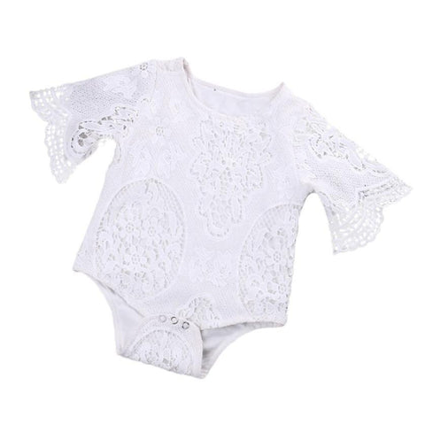 All White Baby Outfit Baby Girl Outfits