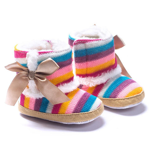Cute Baby Girl Boots baby shoes