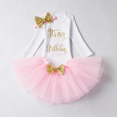Baby Girl First Birthday Outfit baby girl outfits