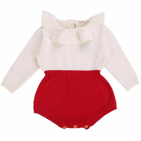 holiday baby outfit