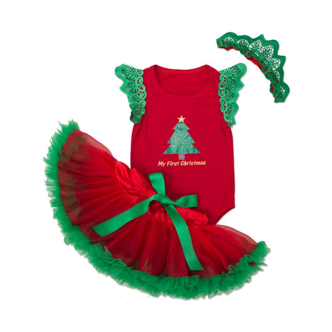 Children's Christmas Dress