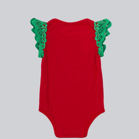Merry - Children's Christmas Dress
