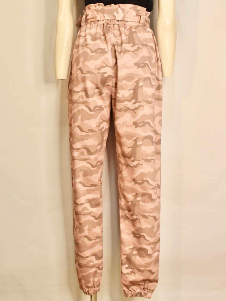 Riley Camouflage Pants