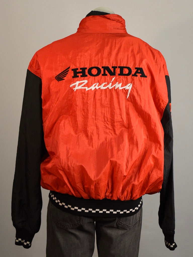 Red Riders Spray Jacket