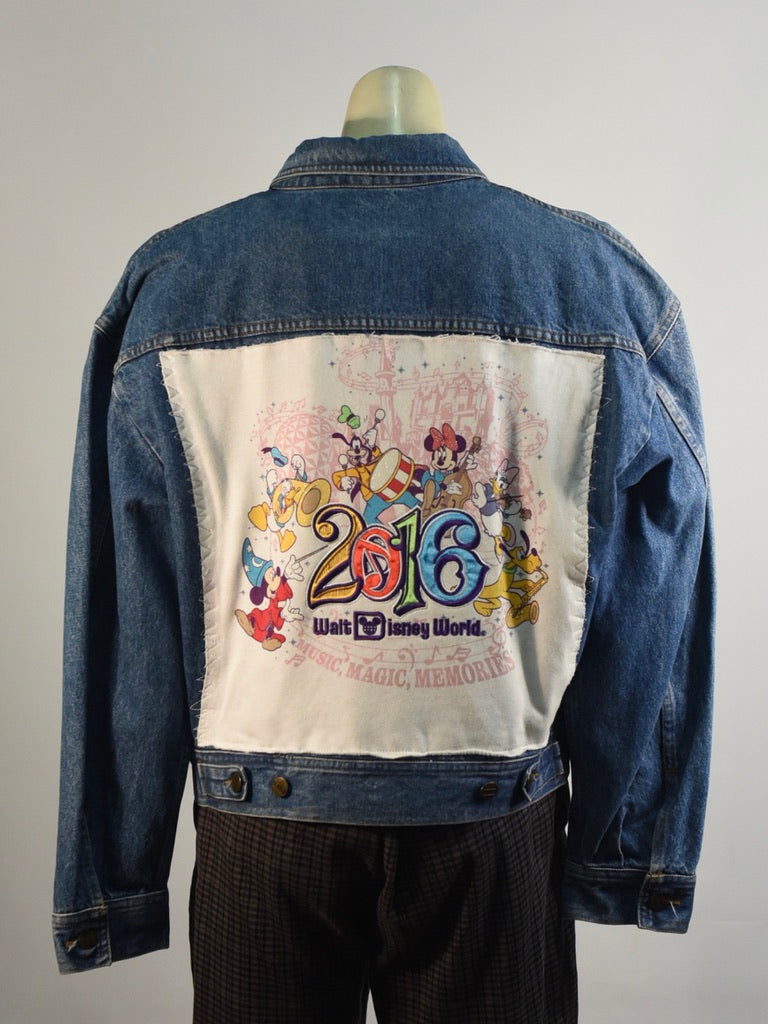 Mickey 2016 Denim Jacket