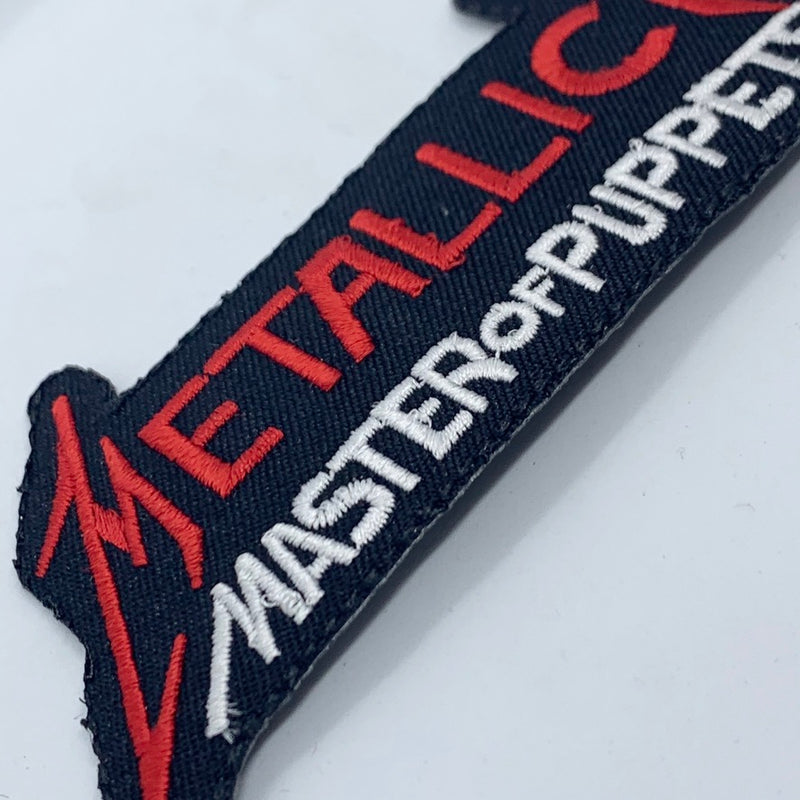 Metallica: Master of Puppets Patch